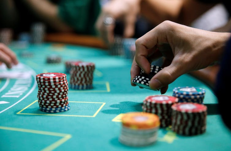 The Hidden Fact On Gambling Exposed