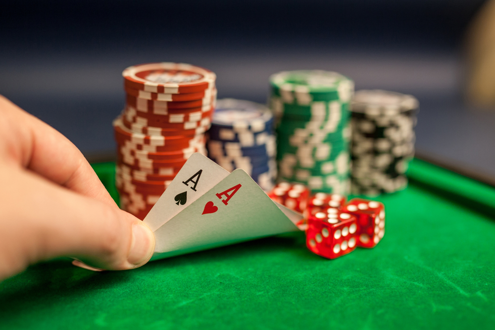 The Market Is Enthusiastic about Casino